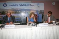 Υπογραφή συμφώνου αδελφοποίησης της Ογκολογικής Μονάδας Παίδων «Μαριάννα Β. Βαρδινογιάννη-ΕΛΠΙΔΑ» με το Παιδιατρικό Νοσοκομείο της Φιλαδέλφειας