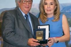 Απονομή του Τιμητικού Βραβείου του Συλλόγου ΕΛΠΙΔΑ στο Childrens Hospital of Philadelphia