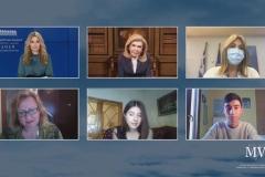 Διαδικτυακή Εκδήλωση Επιβράβευσης του Νικητών του Πανελλήνιου Μαθητικού Διαγωνισμού Δοκιμίου