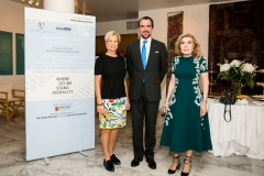 Kerry Kennedy, Πρίγκιπας Νικόλαος, Μαριάννα Β. Βαρδινογιάννη