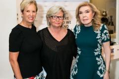 Kerry Kennedy , Annika Savill,  Μαριάννα Β. Βαρδινογιάννη