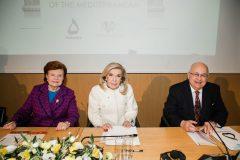 Dr. Vaira Vike Freiberga, Μαριάννα Β. Βαρδινογιάννη, Dr. Ismail Seragelgin