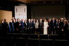 Τα μέλη του NIZAMI GANJAVI INTERNATIONAL CENTER με Λίνα Μενδώνη, Προκόπιο Παυλόπουλο, Μαριάννα Β. Βαρδινογιάννη, Κωστή Χατζηδάκη και Δημήτρη Παντερμαλή