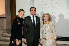 Πρίγκιπας Νικόλαος, Πριγκίπισσα Τατιάνα, Μαριάννα Β. Βαρδινογιάννη