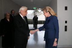 Μαριάννα Β. Βαρδινογιάννη, Προκόπης Παυλόπουλος