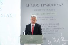 Ιωάννης Γεωργόπουλος Δήμαρχος Ερμιονίδας