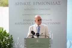 Ιωσήφ Γανώσης Πρόεδρος Κοινότητας Ερμιόνης