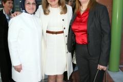 Faize Muezzinoglu, Μαριάννα Β. Βαρδινογιάννη, Zeynep Uras