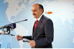 Ο Υπουργός Υγείας της Τουρκίας, κος Mehmet Muezzinoglu