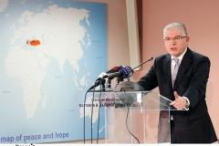 Ο Υπουργός Υγείας της Ελλάδας, κος Ανδρέας Λυκουρέντζος