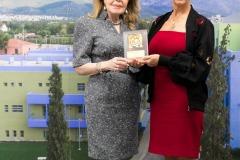 Μαριάννα Β. Βαρδινογιάννη, Kerry Kennedy
