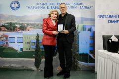 Μαριάννα Β. Βαρδινογιάννη, Γιάννης Μώραλης