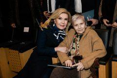 Μαριάννα Β. Βαρδινογιάννη, Ελένη Αρβελέρ