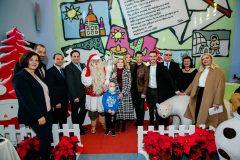 Αγάπη Ντούμου, Μανώλης Παπασάββας,  Σεγίι Σουτένκο, Χάρης Ρώμας, Μαριάννα Β. Βαρδινογιάννη, Κάτια Ζυγούλη, Σάκης Ρουβάς, Μιχάλης Χατζηγιάννης,  Juha Pyykko με τη σύζυγό του Rita Laakso, Ζέτα Μακρυπούλια