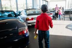 Στην έκθεση με τα ιστορικά αυτοκίνηστα στο Club Sport στο Κορωπί