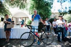 Dr Florian Betzler, τριαθλητής αγώνων ironman