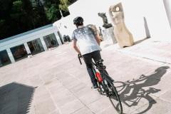 Βόλτα με το ποδήλατο στο Μουσείο Βορρέ