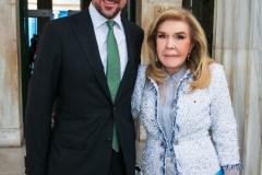 Πρίγκιπας Νικόλαος, Μαριάννα Β. Βαρδινογιάννη