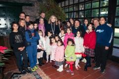 Φωτογραφίες αρχείου από γιορτές που διοργάνωσε ο Ξενώνας της ΕΛΠΙΔΑΣ για τα παιδιά των Ιδρυμάτων της Αττικής