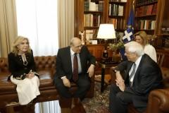 Μαριάννα Β. Βαρδινογιάννη, Mostafa El Feki, Προκόπιος Παυλόπουλος