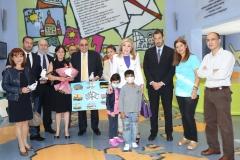 Σύμφωνο αδελφοποίησης ανάμεσα στην Ογκολογική Μονάδα Παίδων και το Ιατρικό Κέντρο Sheba του Ισραήλ