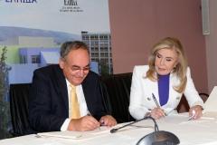 Υπογραφή Συμφώνου Συνεργασίας ανάμεσα στο Ιατρικό Κέντρο Sheba και την Ογκολογική Μονάδα Παίδων «Μαριάννα Β. Βαρδινογιάννη-ΕΛΠΙΔΑ»