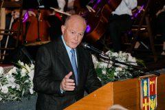 Ο κος Νίκος Τσαβλίρης κατά τη διάρκεια της ομιλίας του