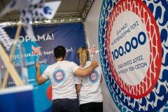 Με στόχο τους 100.000 δότες ο Σύλλογος πραγματοποίησε εγγραφές νέων εθελοντών δοτών