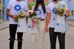 Και οι τρεις παίκτες του δημοφιλούς παιχνιδιού έγιναν εθελοντές δότες μυελού των οστών στην Τράπεζα Εθελοντών Δοτών του Συλλόγου ΟΡΑΜΑ ΕΛΠΙΔΑΣ