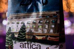 Giveaway bag από τα πολυκαταστήματα ATTICA