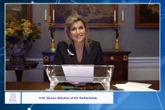 Α.Μ. Βασίλισσα Máxima της Ολλανδίας